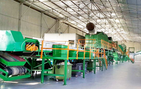 Beston Garbage Sorting Machine