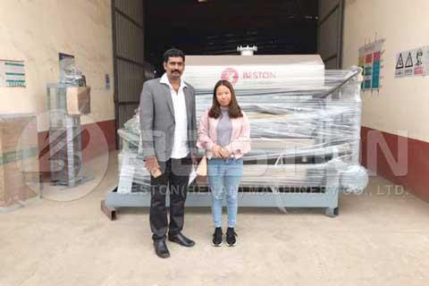 Paper Pulp Moulding Machine